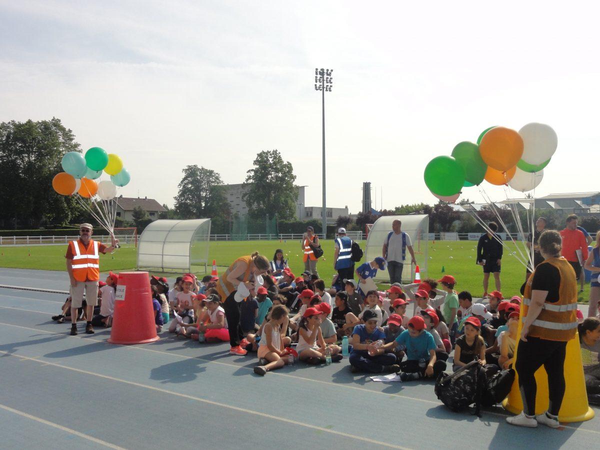 32ème Jeux de Bron – 1 et 2 juin 2017